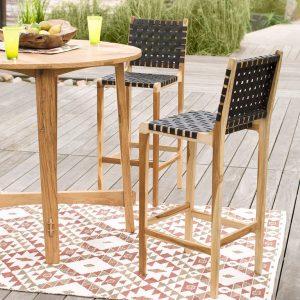 Custom Design Teak Outdoor Furniture