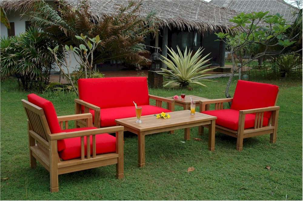 Teak Garden Furniture with Style